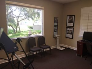 Another exam room at Dr. Terri Dees' offices